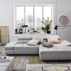 Stūra dīvāns OREGON
