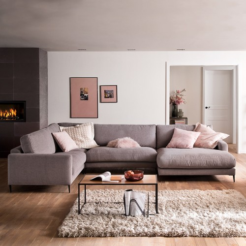 UPTOWN stūra dīvāns