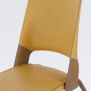 Ādas krēsls 4 SOCKS