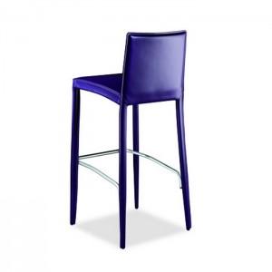 Ādas bāra/pusbāra krēsls AISHA SG