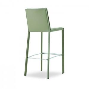 Ādas bāra/pusbāra krēsls ALEXIA