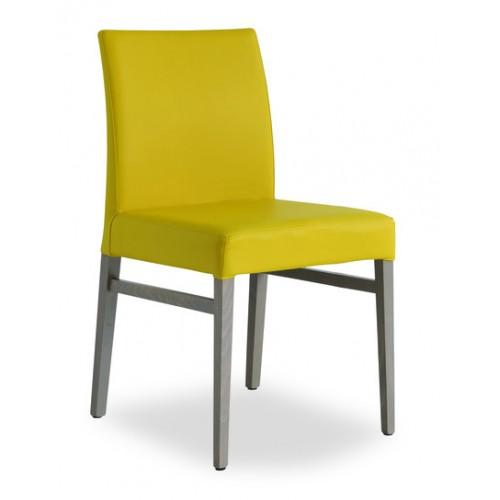 BLOOM ādas krēsls