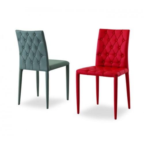 Ādas krēsls BRIT C3