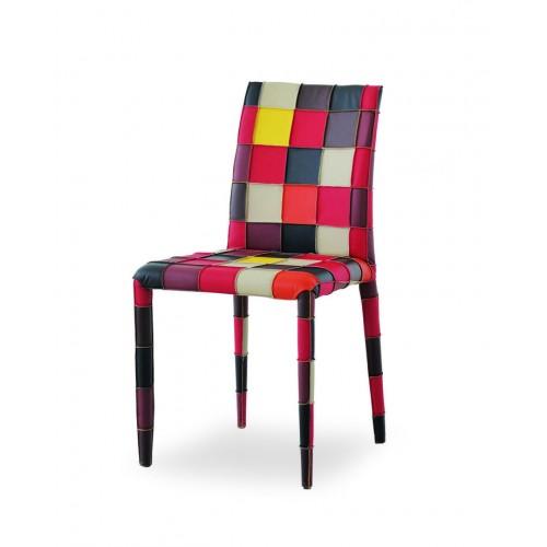Ādas krēsls BRIT P2