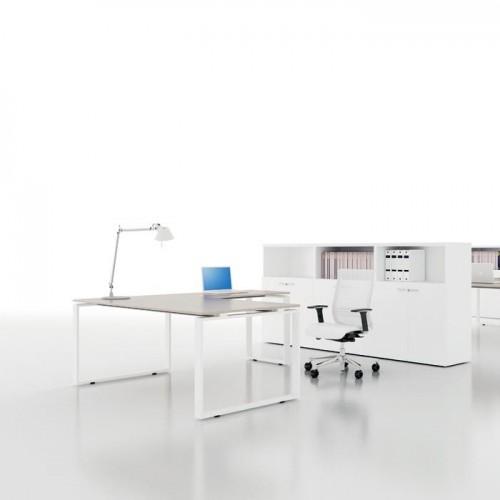 LED CL biroja galds