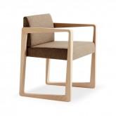 Krēsls ar roku balstiem ASKEW 535