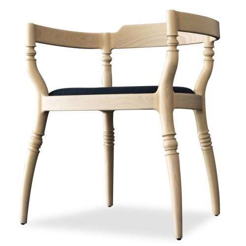 Krēsls ar roku balstiem FUGA