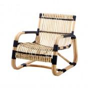 CURVE atpūtas krēsls
