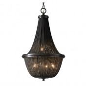 ROMA (melna) griestu lampa