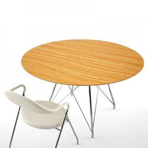 Apaļš galds GLAMOUR W