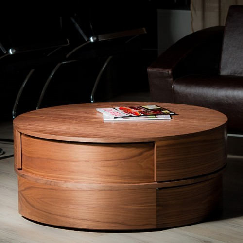 Žurnālu galds RONDO (lielais)