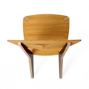 Krēsls BOLERO Aileron no ekspozīcijas