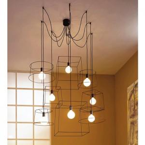 Griestu lampa IDEA 8