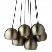BALL MULTI varš/misiņš griestu lampa