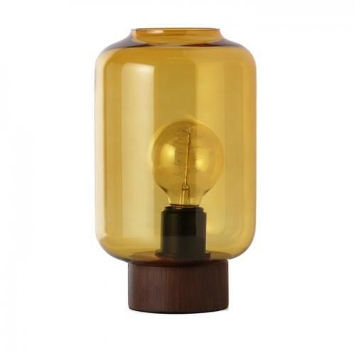 Galda lampa COLUMN (koka)