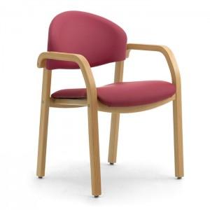 Krēsls ar roku balstiem SOLEIL