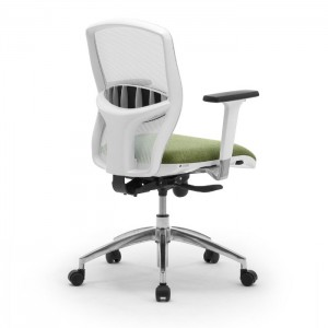 Biroja krēsls SPRINT RE 179262R (balts)