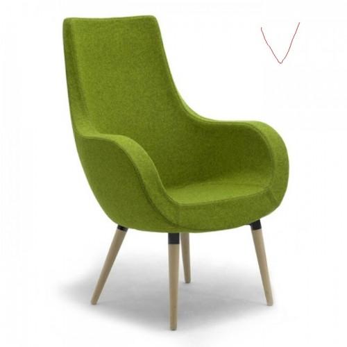 Atpūtas krēsls VICTORIA (4 kājas)