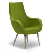 VICTORIA (4 kājas) atpūtas krēsls