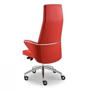 Ādas biroja krēsls ZEUS