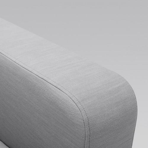 CUBBY 2P divvietīga sofa