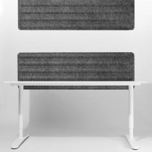 Akustiskais galda panelis GROOVE (dažādi izmēri)