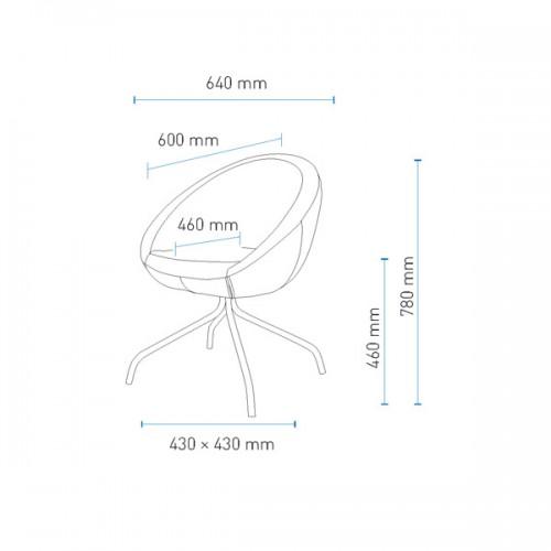 LOBO 4NG krēsls
