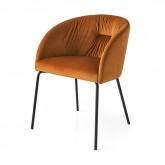 Krēsls ar roku balstiem ROSIE SOFT