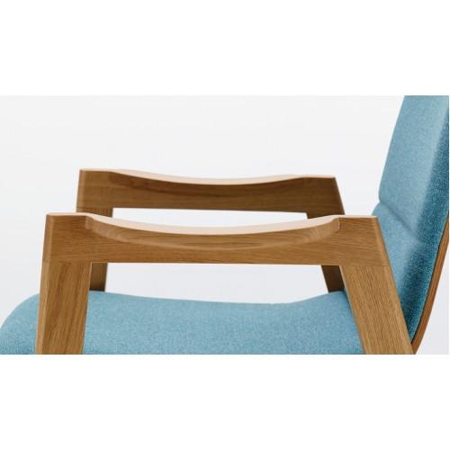 Krēsls ar roku balstiem B-DUB
