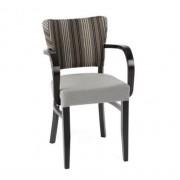 B-0010 krēsls ar roku balstiem