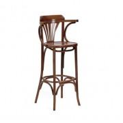 Vīnes tipa bāra krēsls H-5172