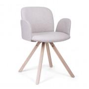 APRIL 2 krēsls ar roku balstiem