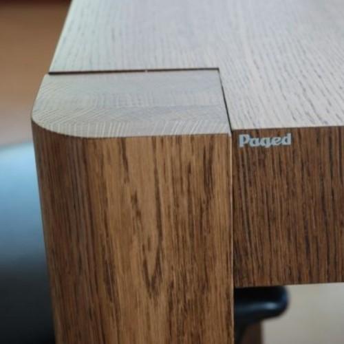 BERGAMO izvelkams koka galds