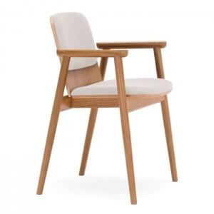 Krēsls ar roku balstiem B-4395 Prop