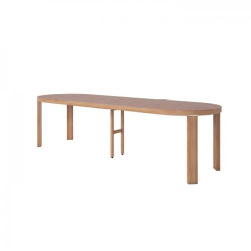 ORBI apaļš izvelkams galds