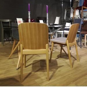 Koka krēsls PROP A-4390 no ekspozīcijas