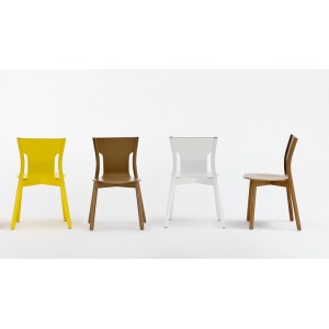 Koka krēsls A-2160 TOLO no ekspozīcijas