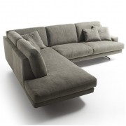 OXFORD TOP stūra dīvāns