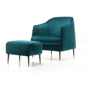 ISCHIA atpūtas krēsls