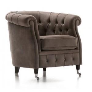 Atpūtas krēsls SABRINA (no ekspozīcijas)