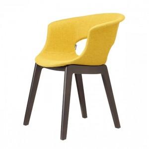 Krēsls ar roku balstiem NATURAL MISS B POP