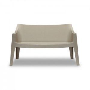 Plastmasas sofa COCCOLONA