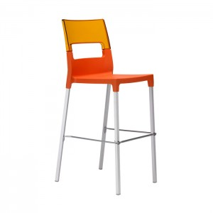 Pusbāra krēsls DIVA h-65