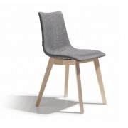 NATURAL ZEBRA POP krēsls