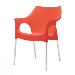 Krēsls ar roku balstiem OLA
