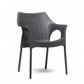 OLIMPIA krēsls ar roku balstiem