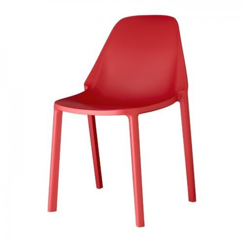 PIU plastmasas krēsls
