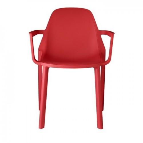 Plastmasas krēsls ar roku balstiem PIU