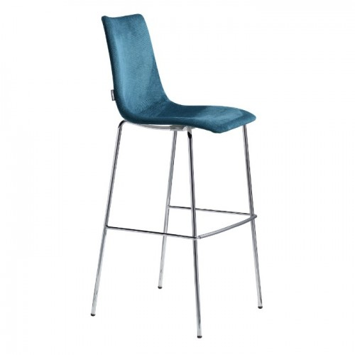 ZEBRA POP bāra krēsls