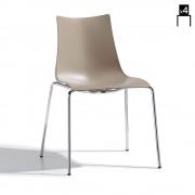 ZEBRA TEHNOPOLYMER krēsls